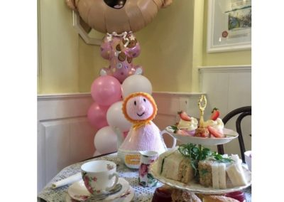 baby shower function square
